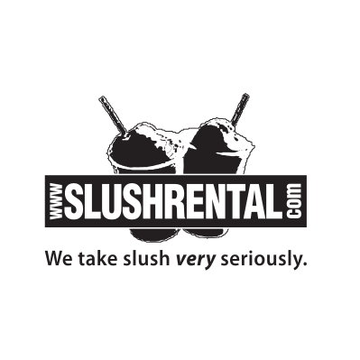 Slush Rental Logo