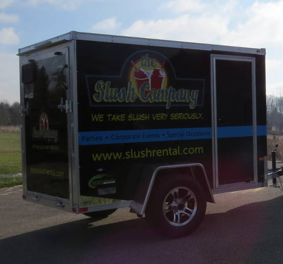 Slush Company Trailer